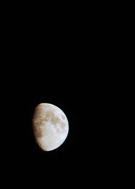 The Moon 9-14-13