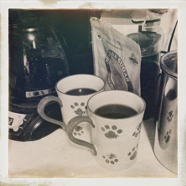 Morning Ritual 10-6-13