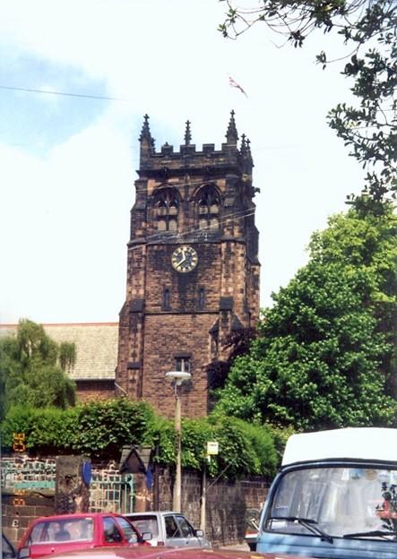 St. Peter's Church 30-6-1991