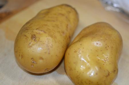 トースターパンレシピ ジャガイモグラタン (1)