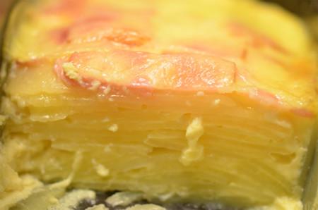トースターパンレシピ ジャガイモグラタン (14)