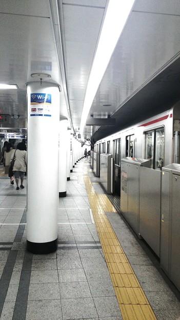 丸ノ内線 赤坂見附駅