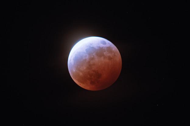 ターコイズフリンジ(2021年5月26日皆既月食)