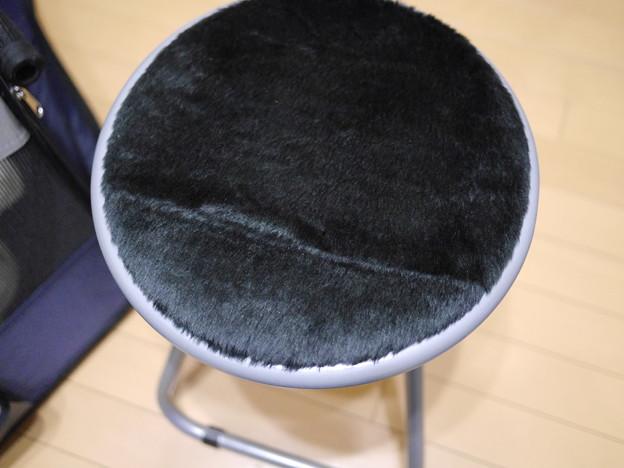Photos: 丸椅子