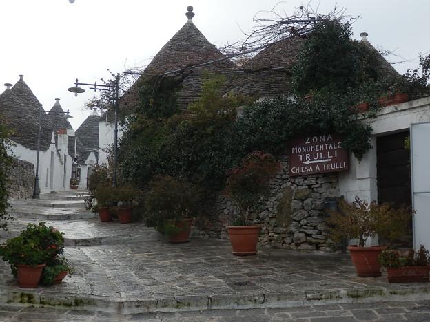 世界遺産 Alberobello