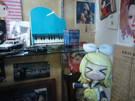 リン:「マスターってば昔、おもちゃのピアノ用の曲を大真面目に作曲...