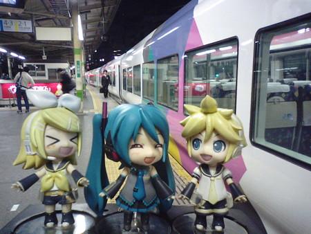 千葉駅に無事戻りました\(≧▽≦)/ ちょっと五井チャリに寄り道し...