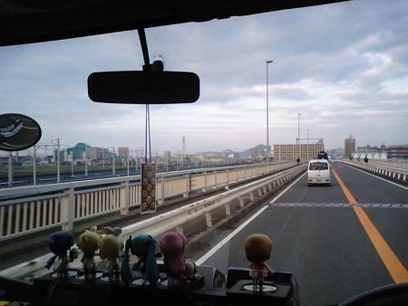 【みっくみくエクスプレス】箱根行き往路 出発より 1時間30分経過 現在...