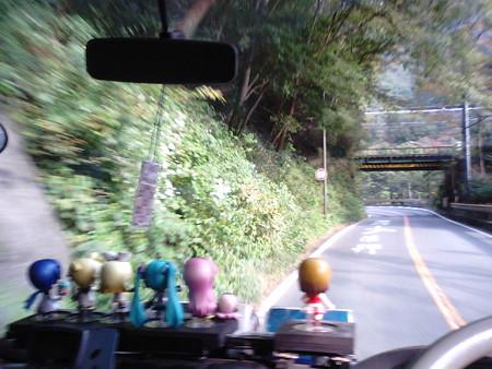 【みっくみくエクスプレス】箱根行き往路 出発より 3時間05分経過 現在...