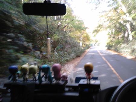 【みっくみくエクスプレス】箱根行き往路 出発より 4時間10分経過 現在...