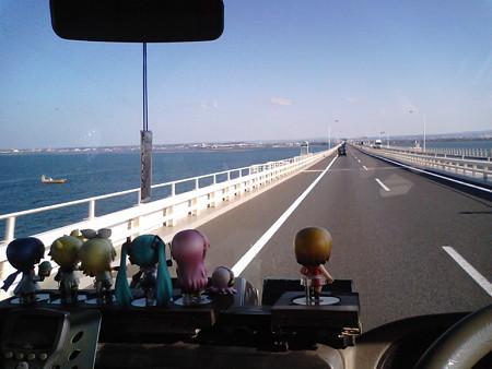 【みっくみくエクスプレス】箱根発復路 出発より 2時間10分経過 現在地...