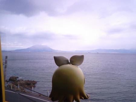 平川→瀬々串間。 リン:「桜島は燃えているかぁーーッ!!!\(≧▽...