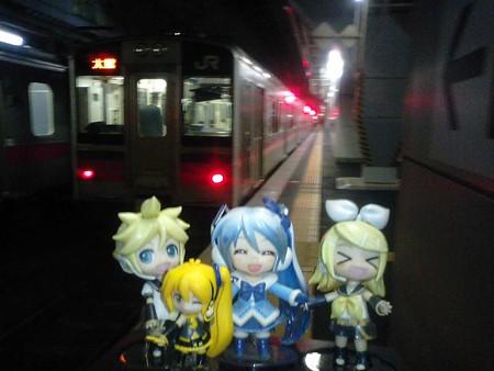 それではこれより、奥羽本線下りを青森に向けて参ります。 ■秋田  1...