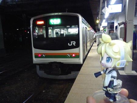 黒磯駅の民族大移動をなんとか切り抜けて、宇都宮行きに乗ります。 ...