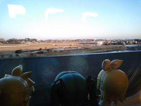 大宮→仙台間、白岡付近を 300km/hでカッ飛ばします!