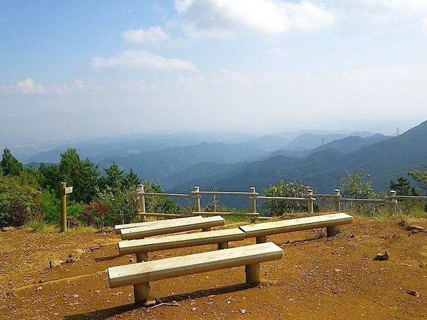 121022 1153 山頂からの風景