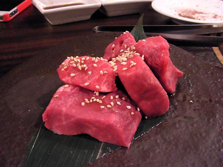 ヒレスキの肉