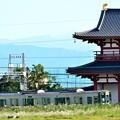2013_0928_161713_平城宮を走る福原京の電車