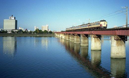 1989年 宮崎15:00発西鹿児島行き 特急にちりん13号