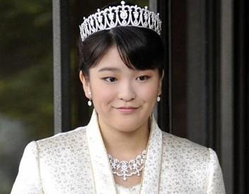 朝からテレビで眞子内親王殿下が 朝からテレビで眞子内親王殿下が御留学され   Princess