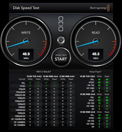 DiskSpeedTest-Buffalo