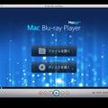 Photos: Mac Blu-ray Player起動画面