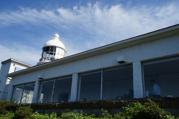 美保関灯台とビュッフェ_04