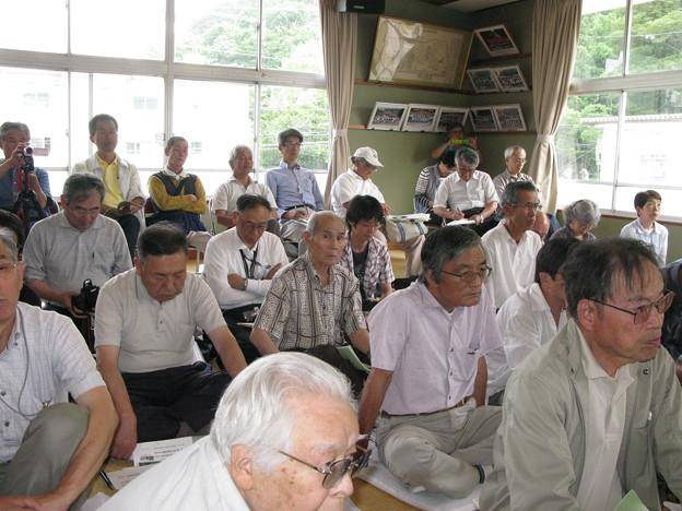学習集会 参加者たち