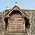旧小寺家厩舎 宿舎の窓