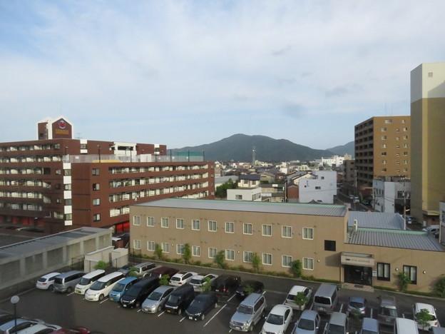 ルートイン敦賀駅前 眺望