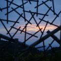 Photos: 夕焼けと六甲枝垂れ_01