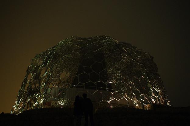 Photos: 漆黒の六甲枝垂れ
