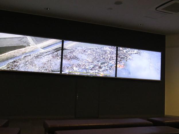 写真: 3つの震災 紹介ビデオ