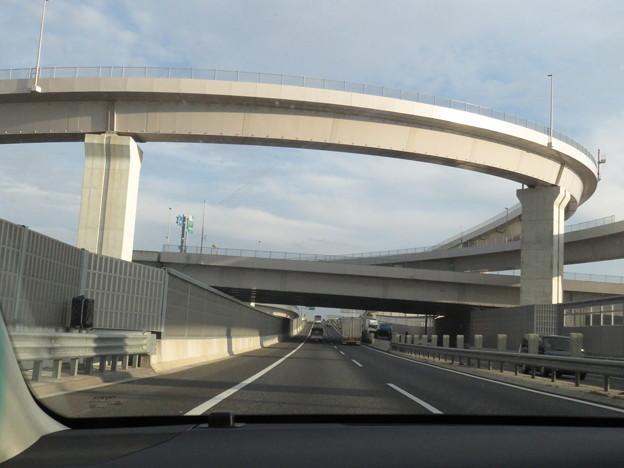写真: 東播磨道路分岐_03