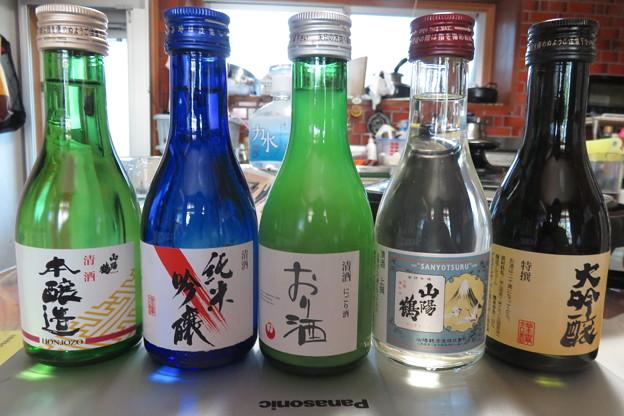 山陽鶴 5酒セット_02