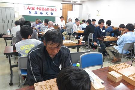 県大会 将棋の対局_01