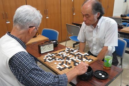 県大会 囲碁B3位決定戦
