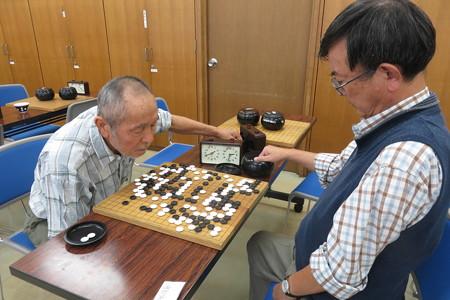 県大会 囲碁B決勝戦