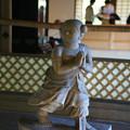Photos: 高山寺 石水院の善財童子