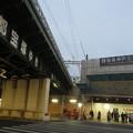 Photos: 阪急神戸三宮駅 東口閉鎖