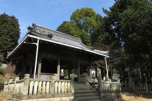 福崎 鈴の森神社