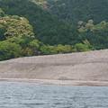 Photos: 四万十川 盛り上がった砂州