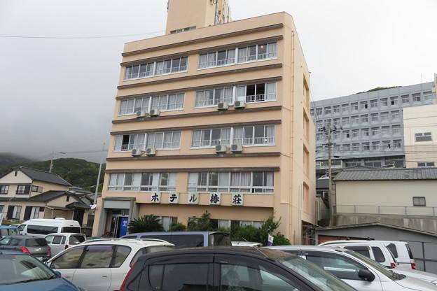 ホテル椿荘 外観