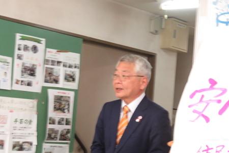 津川さん講演