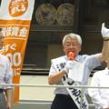 津川ともひさ 演説_02
