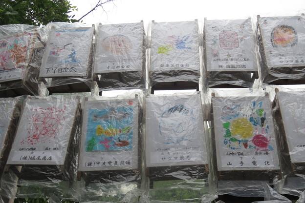 熊野神社 絵あんどん_04