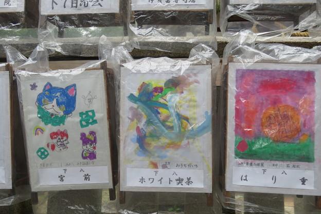 熊野神社 絵あんどん_05