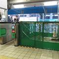 花隈駅 改札改造_02