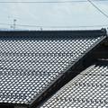 白雲館 屋根瓦の眺め_01