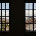 白雲館 屋根瓦の眺め_03